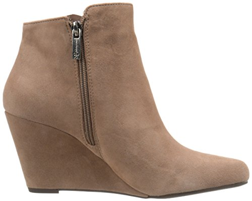 Jessica Simpson Womens Remixx Boot Slater Taupe