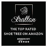 STRATTON CEDAR SHOE TREE 2-PACK FOR MEN
