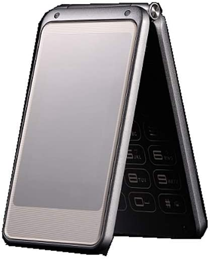 YHHK Teléfono Flip Senior Desbloqueado, Teléfono 2G Senior con ...