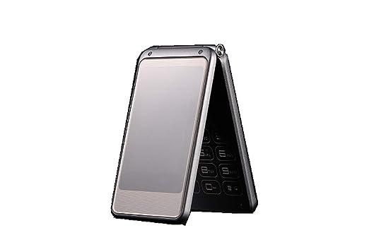 YHHK Teléfono Flip Senior Desbloqueado, Teléfono 2G Senior ...