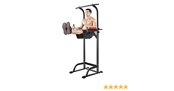 Abs workout with pull up bar