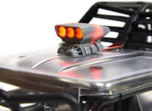 Simulation Engine Hood for 1//10 AXIAL-Wraith 90018 RC Crawler Car