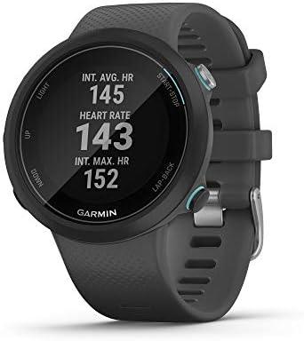 Garmin Swim 2 - Reloj inteligente, color gris: Amazon.es: Deportes ...