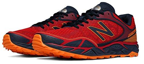 New Balance Mens Leadville v3 Trail Running Shoe Red/Black