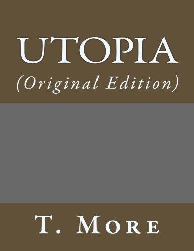 Read Online Utopia: (Original Edition) (Best Sellers: Classic Books) PDF ePub fb2 ebook