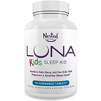 Amazon Com Zarbee S Naturals Children S Sleep With