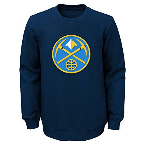 Denver Nuggets Zip Up Hoodie: Denver Nuggets Sweatshirt, Nuggets Sweatshirt, Denver