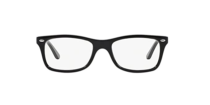 e55344af0d0 Amazon.com  RAY BAN 5228 SIZE 53 READING GLASSES +2.00  Clothing