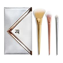 Real Techniques Bold Metals Collection Essentials with Clutch Bag by Real Techniques