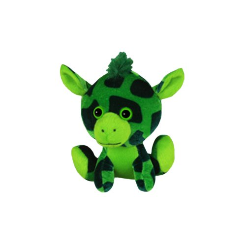 Gerry The Giraffe Collectible Toy, Green, 7""