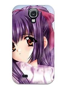 Galaxy S4 FSjMVmm13314GlCLi Anime Girls 23 Tpu Silicone Gel Case Cover. Fits Galaxy S4