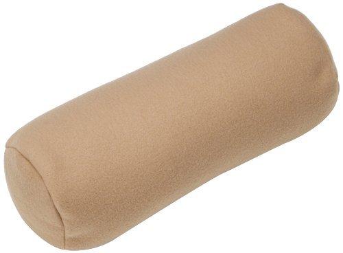 Palm Bolster Pillow - Hermell ProductsBuckwheat Bolster Pillow, Natural by Hermell