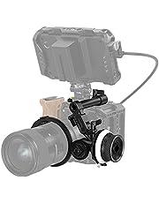 SMALLRIG Mini följd fokus objektiv zoomkontroll för DSLRs/spegelfria kameror, för Sony A7 A9 BMPCC 4K 6K Pro GH5-3010