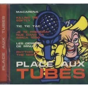Place Aux Tubes: Various: Amazon.es: Música