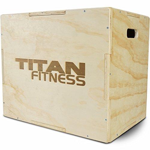 TITAN FITNESS 16
