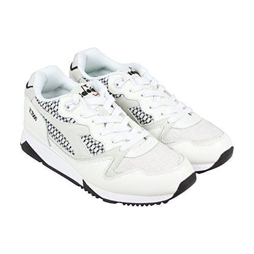 Diadora Unisex V7000 Samurai White Athletic Shoe