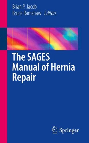 The SAGES Manual of Hernia Repair - Organ Service Repair Manual