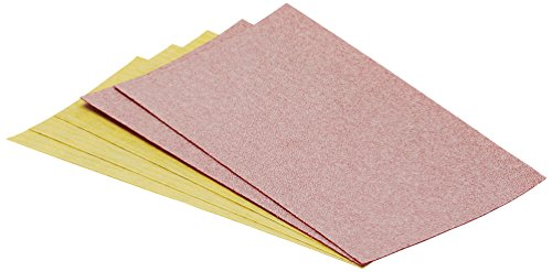 Tools4Boards STRUCTURE COMBI Sandpaper for Skis and Snowboards (5-Piece) by Tools4Boards