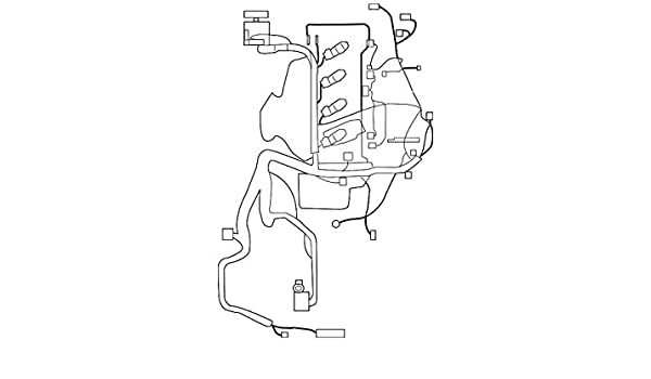 Amazon 20062009 Nissan Altima Engine Wiring Harness Oem Brand New Genuine 24011ja21a Automotive: 08 Nissan Altima Wiring Diagram At Johnprice.co