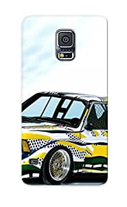 Awesome Design 1977 Bmw 320i Turbo Group5 E21 Race Racing Hard Case Cover For Galaxy S5(gift For Lovers)