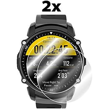 Amazon.com: IPG for MICROWEAR X2 Plus Smartwatch Screen ...