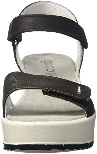 Igi & Co Dame Dcd 11763 Plateausandalen Sort (sort) OE5r4