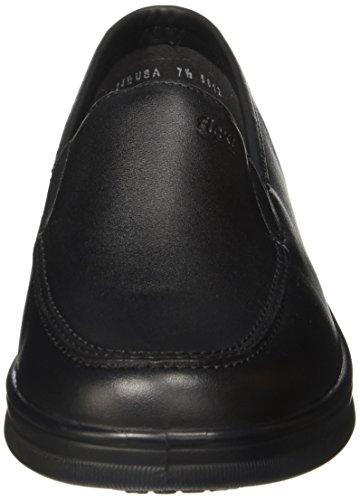 Zapato Casual Constance Confort de Negro Mujer para Flexi aO6Zqwxx