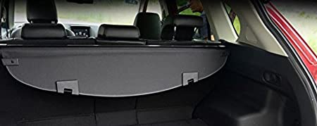 caartonn Trunk Cargo Mat Cargo Tray Cargo Liner Trunk Cover Floor Mat for Honda HR-V HRV 2016 2017 2018