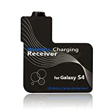 ABC® Qi Wireless Charger Charging Receiver Kit for Samsung Galaxy S4 i9500