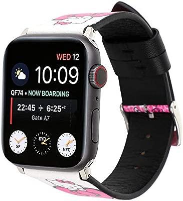 Bov Correa de 38 mm para Apple Watch, diseño de Mickey de ...