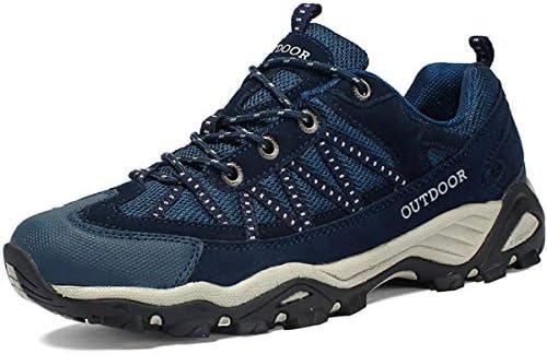トレッキングシューズ メンズ 登山靴 レディース ハイキングシューズ アウトドア 軽量 通気性 滑り止め 幅広 厚底 男女兼用