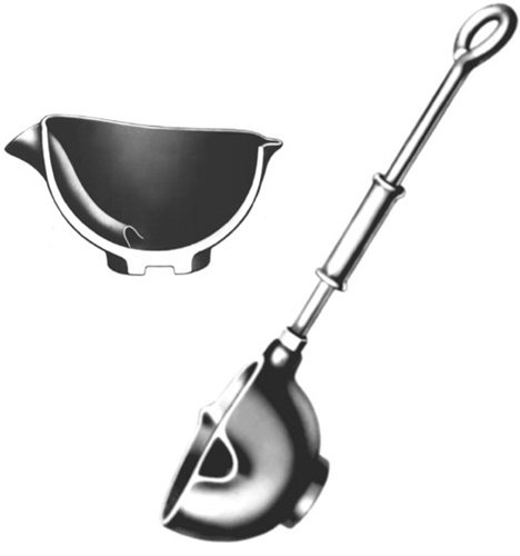 Casting Ladle Bottom Pour Rowell #5