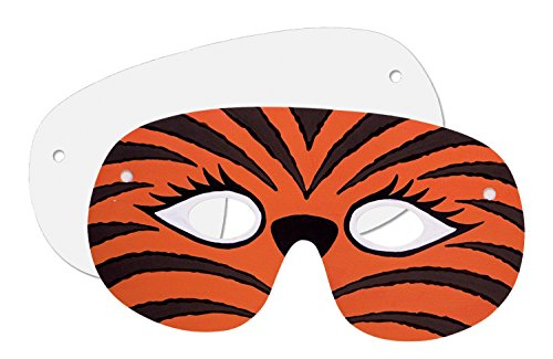 Creativity Street Die Cut Paper Masks, 4-in. x 8-in., 50 Pack (AC4650)