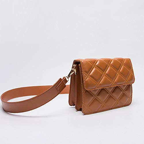 Pequeño Rombal Mujer Bandolera Bag Crossbody Hombro Cuadrado A1 Colgado Tendencia Simple Moda Versátil Bolso Hxkb wxqC7XA
