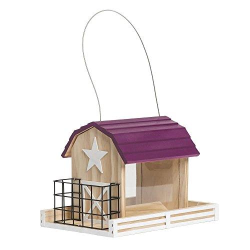 Perky-Pet Star Barn Wild Bird ()