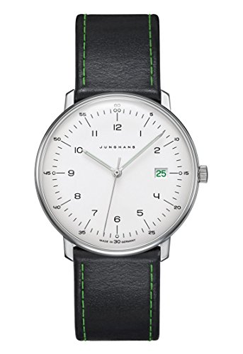 Junghans Max Bill 2018 Edition Graphic Series Mens Watch
