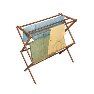 Richards Homewares Bamboo 2 Tier Drying Rack