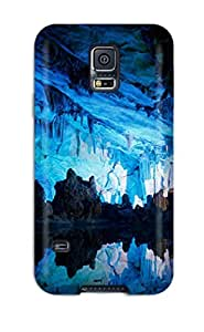 Anti-scratch And Shatterproof Seven Star Cave China Phone Case For Galaxy S5/ High Quality Tpu Case