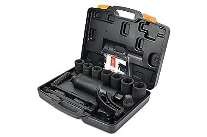 Grandmaster - Multiplicador de Fuerza con Alargador con Vasos para Camiones - AG/HDTW-11: Amazon.es: Bricolaje y herramientas