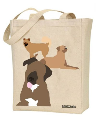 UPC 701748819977, Doggy Bags Rescue Tote Bag