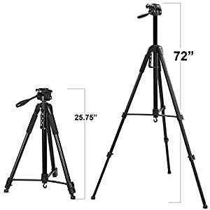 "Ravelli Light Weight Tripods (APLT6M 72"" Tripod with Monopod)"