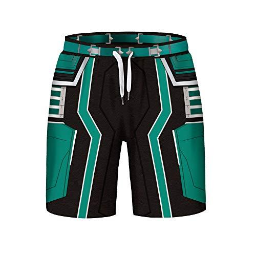 SevenJuly1 Superhero Shorts 3D Printed Quick Dry Sports
