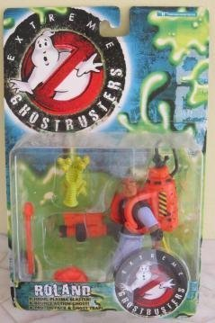 1997 TRENDMASTERS EXTREME GHOSTBUSTERS ROLAND ACTION FIGURE by TRENDMASTERS INC by Trendmasters