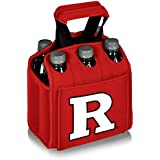 X-Games Rutgers Beverage Buddy Bag (6 pack), Red