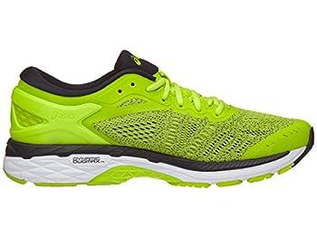 Asics Men's Gel-kayano 24 Running-shoes, Sulphurblackwhite, 11 D(m) Us 2