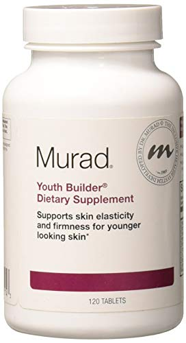 Murad Youth Builder Dietary Supplement, 120 tablets