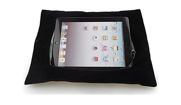 wbest cojín almohada soporte (negro) Tablet, iPad lectura ...