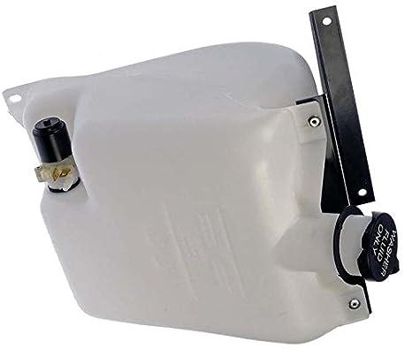 apdty 7146512 limpiaparabrisas limpiaparabrisas Depósito de líquido botella vivienda w/Cap para 1999 – 2002