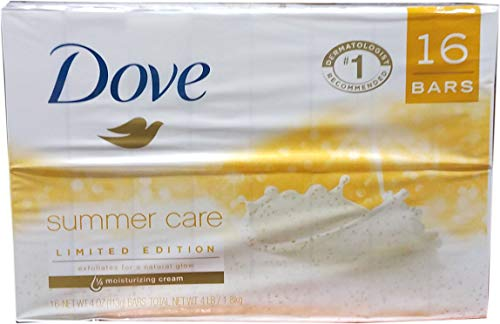 - Dove Summer, 16 Count, 64 Ounce