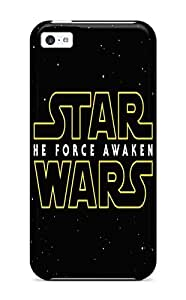 Defender Case With Nice Appearance (star Wars Awakens) For Iphone 5c by lolosakes